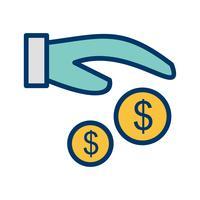 Vektor Betalningsikon