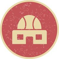 Sternwarte-Vektor-Symbol