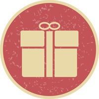 Vektor-Geschenk-Symbol