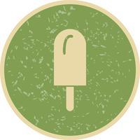Vektor-Eiscreme-Symbol