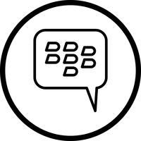 Blackberry-Vektor-Symbol