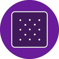 Vektor-Keks-Symbol
