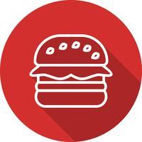 vektor hamburger ikon
