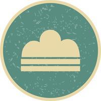 Nebel-Vektor-Symbol