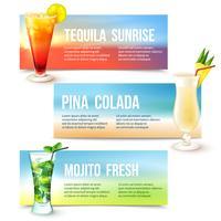 Cocktail-Banner gesetzt