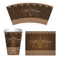 Kaffepapper Cup
