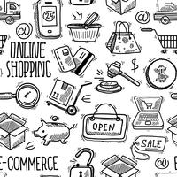 Online-Shopping-Muster