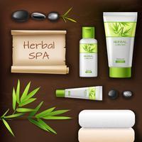 naturlig spa kosmetika
