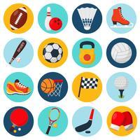 Sport ikoner Set