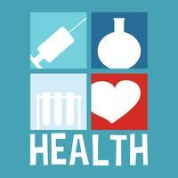 Olika typer av medicinsk utrustning