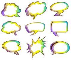 En grupp tomma samtal
