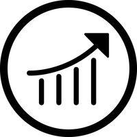 Vektor-SEO-Performance-Symbol