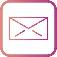 vektor email icon