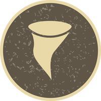 Tornado-Vektor-Symbol