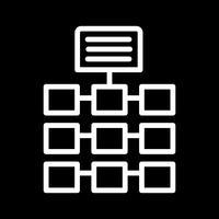vektor nätverk ikon