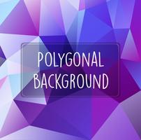 Polygonal bakgrund för hantverk