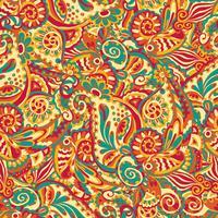 Ornamentala sömlösa mönster