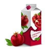 Saftpack Granatapfel