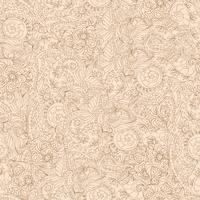 Dekoratives nahtloses Muster vektor