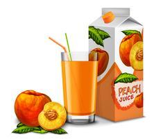 persikafruktsats