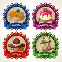 Süßigkeiten Band Banner