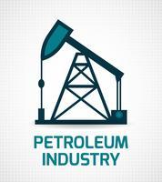 Oljeindustriaffisch