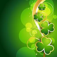 St Patrick Tagesabbildung vektor