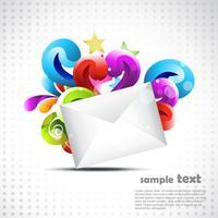 vektor postkonst