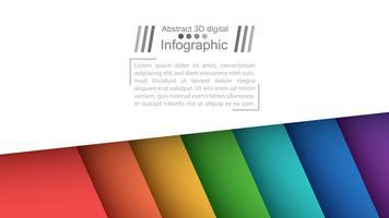 Papierorigamiart - Papierhintergrund. vektor