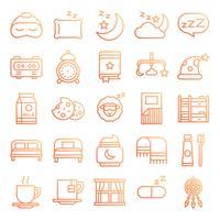 Schlafende Symbole packen