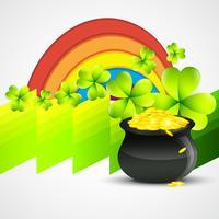 Saint Patrick's Day Design vektor