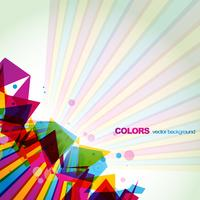 abstrakt färgrik bakgrundsdesign