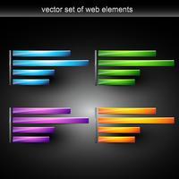 affärsdiagram vektor