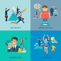 motivation platt uppsättning