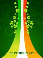 Abbildung des Heiligen Patrick Tages vektor