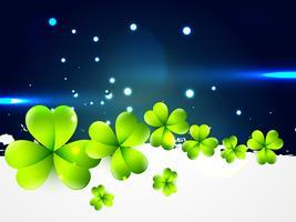 schönes St Patrick Tagesentwurf vektor
