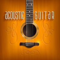 Akustikgitarre Hintergrund