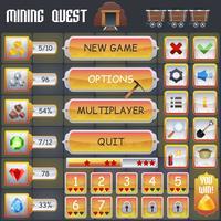 Mining-Game-Schnittstelle