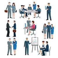 Büroangestellter-Set