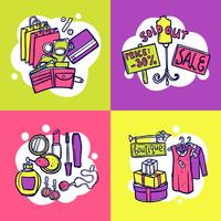 Shopping designkoncept