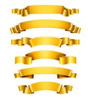 Realistiska gyllene band