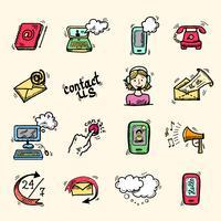 Kontaktieren Sie uns, um die Icons zu skizzieren