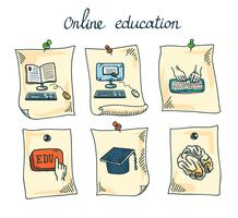 Online utbildningsklisterset