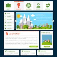 Eco webbsidans mall