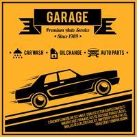 Poster-Auto-Service