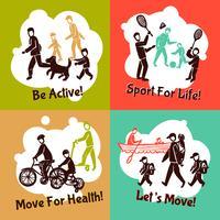 Fysisk aktivitetsuppsättning