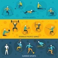 Handikappsporter