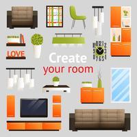 Möbler Objekt Set