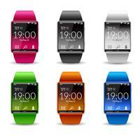 Smart Watch-Icon-Set