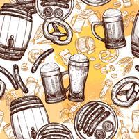 Öl sömlösa mönster